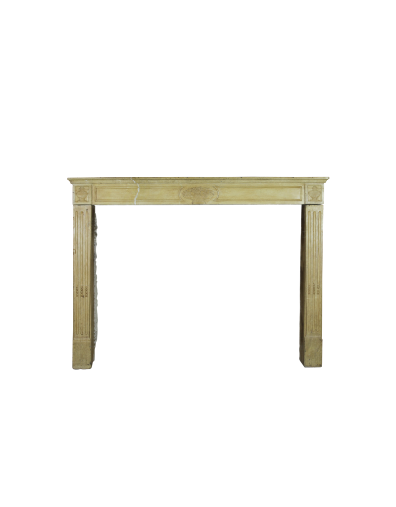 The Antique Fireplace Bank Fine French Reclaimed Fireplace Mantle