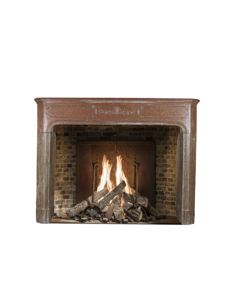 18Th Century Fine French Fireplace Mantle