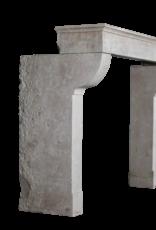 Feines Französisch Rose Liseron Antike Kamin Verkleidung