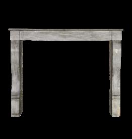 The Antique Fireplace Bank Zweifarbig Französisch Vintage-Stein Kamin