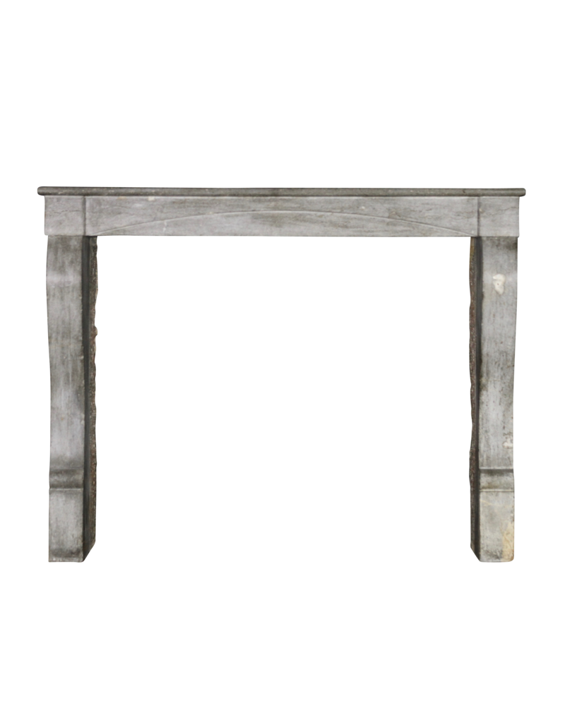 The Antique Fireplace Bank Timeless Bicolor French Vintage Fireplace Mantle