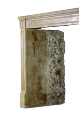 The Antique Fireplace Bank Classic French Hard Limestone Fireplace Surround For Cosy Timeless Interior Styling