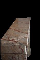 Kleines Französisch Marmor Kaminverkleidung