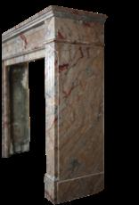 Maison Leon Van den Bogaert Antique Fireplaces & Vintage Architectural Elements Pequeño Chimenea Francesa De Mármol