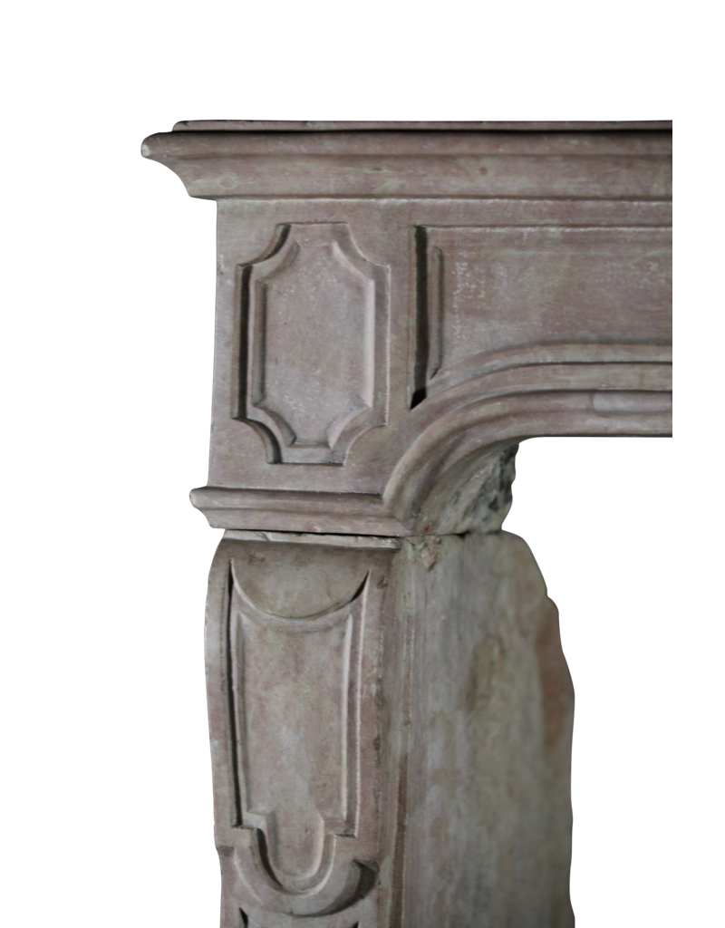 The Antique Fireplace Bank Klassische Französisch Antik Hartsteinkamin Surround