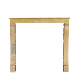 The Antique Fireplace Bank High French Bicolor Fireplace