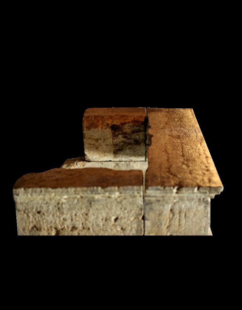Französisch Rustikale Kaminmaske
