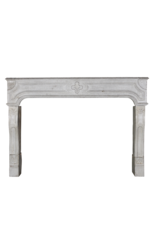 French Delicate Country Chique Fireplace Surround