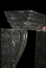 The Antique Fireplace Bank Fine Timeless Fósil Chimenea De Piedra Surround