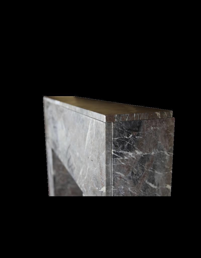 Belgischen Art Deco Marmor Kamin