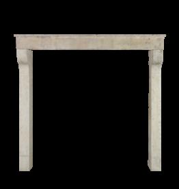 The Antique Fireplace Bank Französisch Rustic Kalksandstein 5 Element Kaminverkleidung