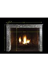 Maison Leon Van den Bogaert Antique Fireplaces & Vintage Architectural Elements Fossil Atemporal Chimenea De Piedra Surround