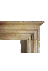19Th Century French Fireplace Mantle
