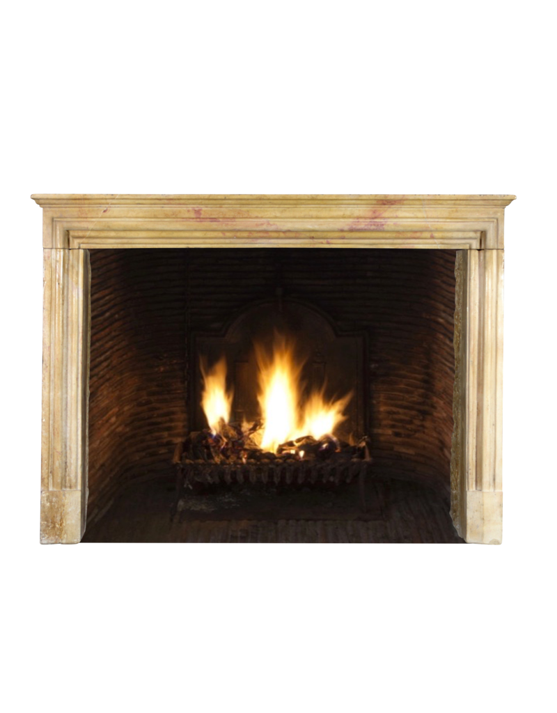 The Antique Fireplace Bank 19Th Century French Fireplace Mantle