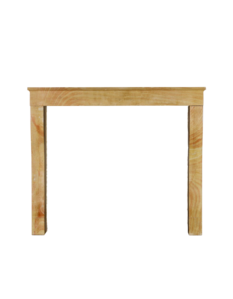 Created By Nature French Vintage Bicolor Limestone Surround
