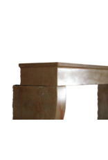 Erstellt Von Natur Französisch Jahrgang Bicolor Kalkstein Surround