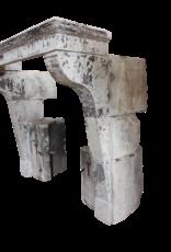 Maison Leon Van den Bogaert Antique Fireplaces & Vintage Architectural Elements Francés País De La Piedra Caliza Chimenea
