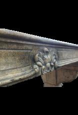 The Antique Fireplace Bank Groß Französisch Jahrgang Stein Kaminmaske