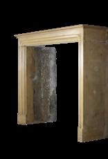 The Antique Fireplace Bank Vintage Französisch Kamin Verkleidung Im Kalkstein