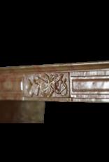 The Antique Fireplace Bank Französisch Directoire Stil Zweifarbig Kamin Verkleidung