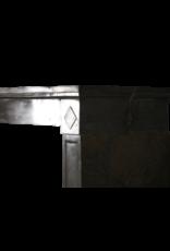 Klassische Französisch Zweifarbig Hartsteinkamin Surround