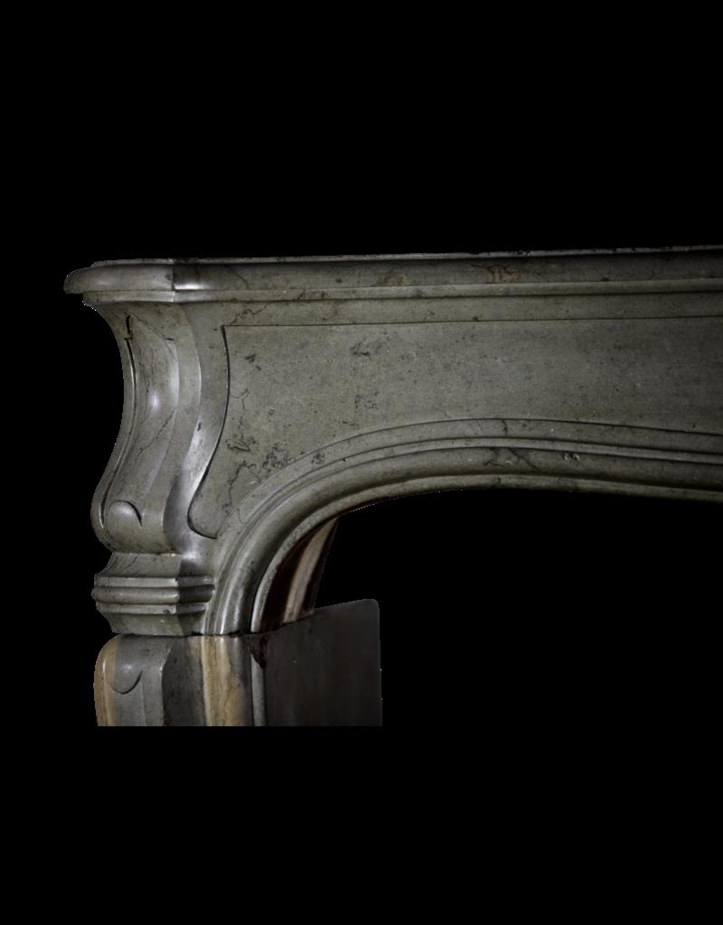 The Antique Fireplace Bank Klassische Zweifarbig 18. Jahrhundert Französisch Jahrgang Kaminmaske