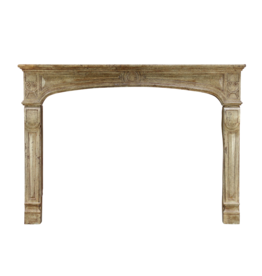 The Antique Fireplace Bank Grand French Vintage Fireplace Surround