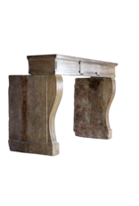 The Antique Fireplace Bank Super Antike Stein Kamin