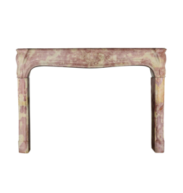 The Antique Fireplace Bank Burgundy Bicolor Vintage Fireplace Surround