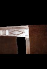 Ungewöhnliche 19. Jahrhundert Jahrgang Kaminmaske