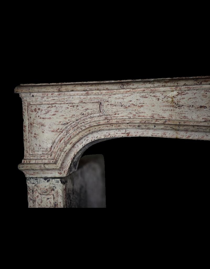 The Antique Fireplace Bank Klassische Elegante Französisch Kalkstein Kaminmaske