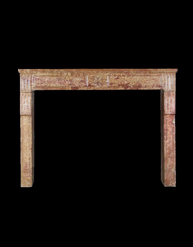 The Antique Fireplace Bank Chique Französisch Antike Stein Kaminmaske