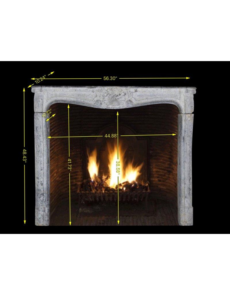 Maison Leon Van den Bogaert Antique Fireplaces & Vintage Architectural Elements Französisch Rustikales Gefühl Kaminmaske