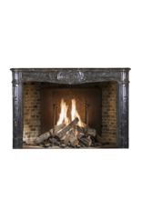 The Antique Fireplace Bank Fine Classic French Antique Marble Fireplace Surround