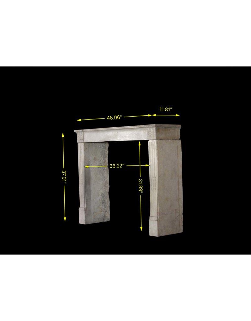 Francés Chimenea De La Vendimia De Sonido Envolvente Para Timeless De Diseño Interior