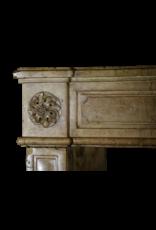 Chic Francés Antiguo Chimenea