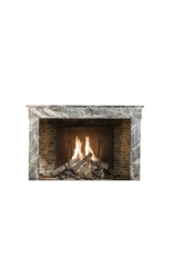 The Antique Fireplace Bank 18Th Century Fine Belgian Marble Fireplace Surround