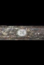 Klassische Belgische Marmor Antike Kaminmaske