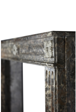 The Antique Fireplace Bank Classic Belgian Marble Antique Fireplace Surround