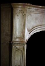 Maison Leon Van den Bogaert Antique Fireplaces & Vintage Architectural Elements Chic Francés Antiguo Chimenea De Piedra Surround