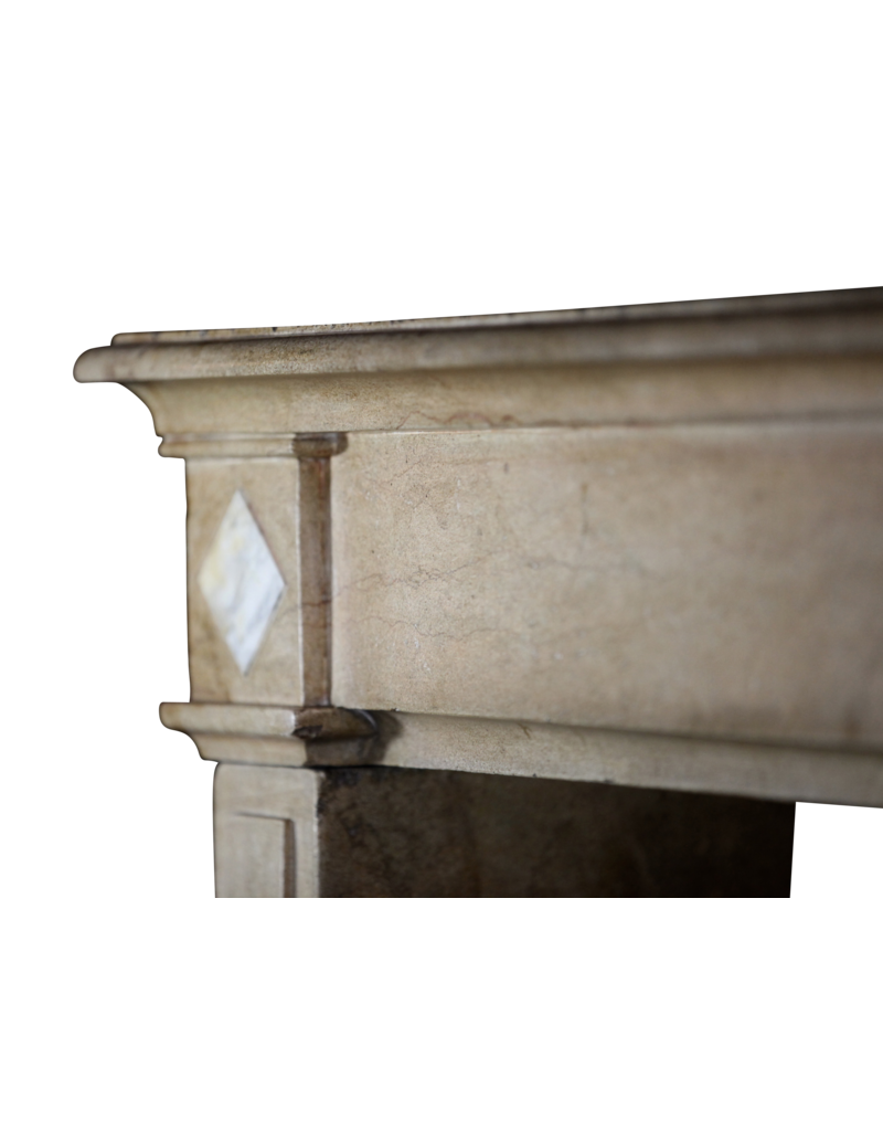 Maison Leon Van den Bogaert Antique Fireplaces & Vintage Architectural Elements Siglo 18 Fine Francesa Revestimiento En Piedra Caliza