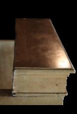 18. Jahrhundert Feine Französisch Kaminmaske Im Kalkstein