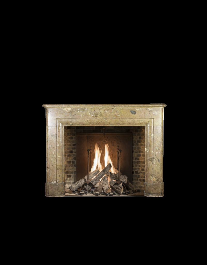 The Antique Fireplace Bank Klassische Weinlese-Belgische Marmor Kaminmaske