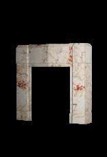 Art Deco Marmor Kaminmaske