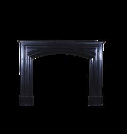 Maison Leon Van den Bogaert Antique Fireplaces & Vintage Architectural Elements Mármol Negro Belga De La Vendimia Chimenea