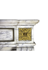 The Antique Fireplace Bank Fina Francesa Renegerado Chimenea