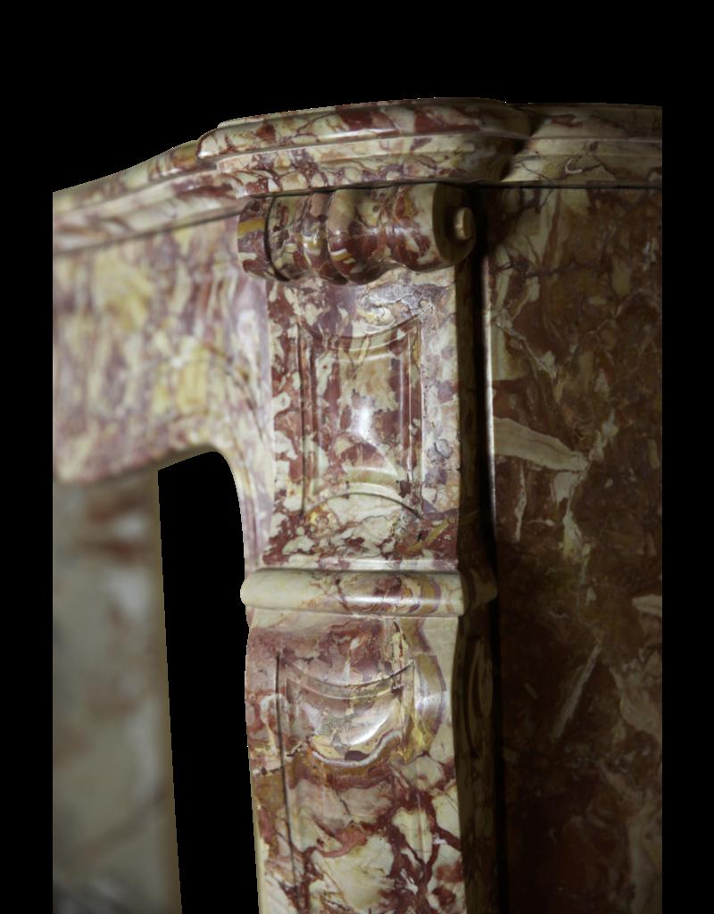 The Antique Fireplace Bank Rich Französisch Pompadour Stil Jahrgang Kamin