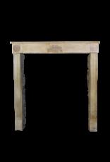 Empfindliche Französisch Antique Kaminmaske