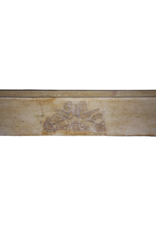 Delicate French Antique Fireplace Surround