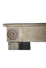 Empfindliche Französisch Antik Kaminmaske